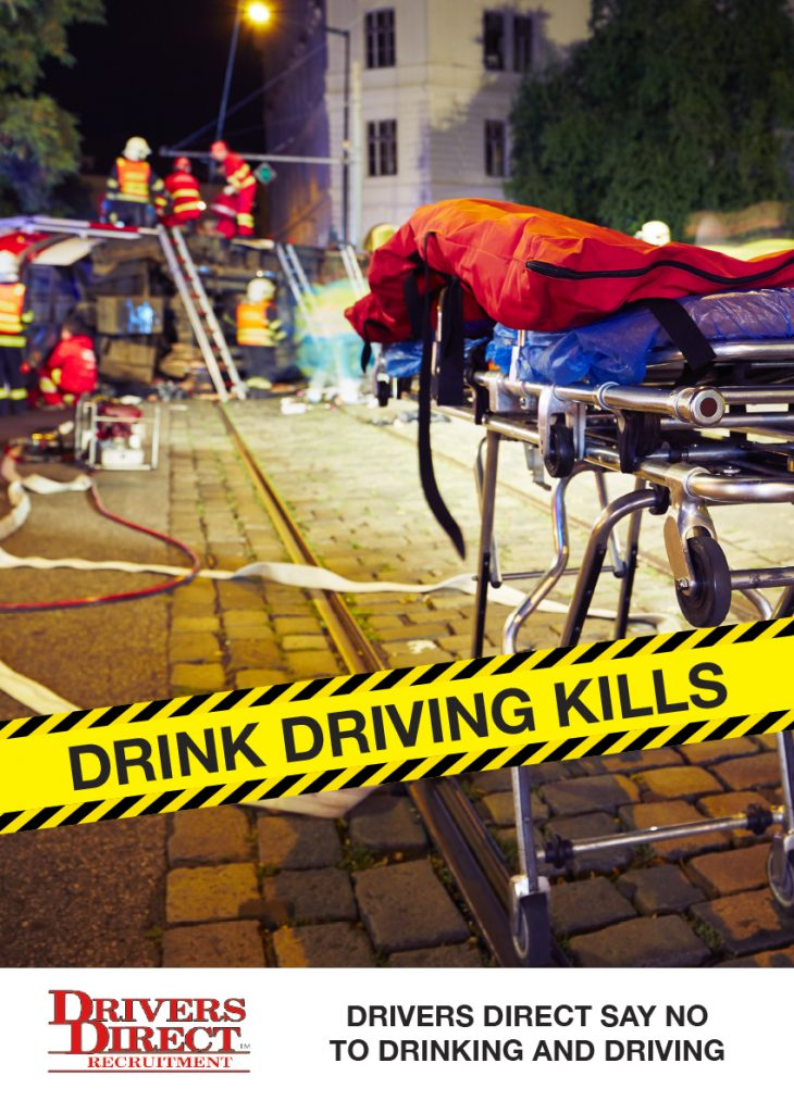 drink driving posters