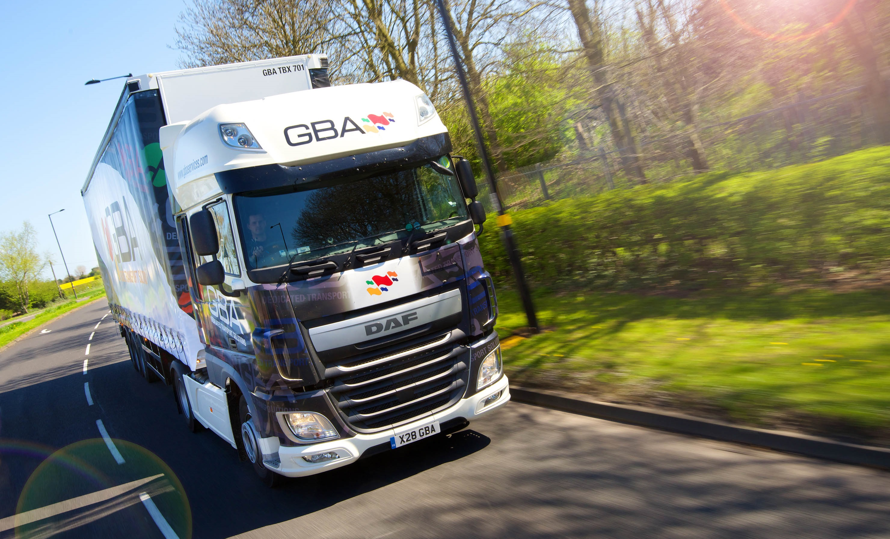 Gba Services Looks Forward With Camera Technology Fleet