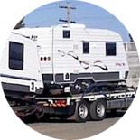 Caravan Haulage