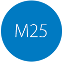 M25 Traffic Updates