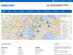 GeoDirectory_framework