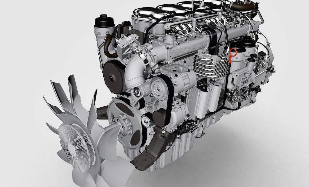 Six new engines added to Scania's Euro 6 range | Trucks UK Haulier