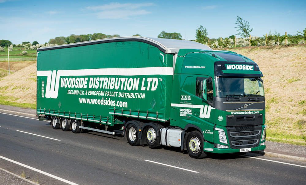 The Woodside Group Joins Pallet Track Network Pallet