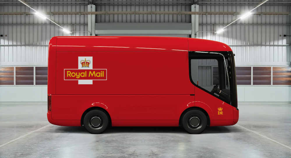 The UK's Royal Mail Will Be Going Green With All-Electric Vans