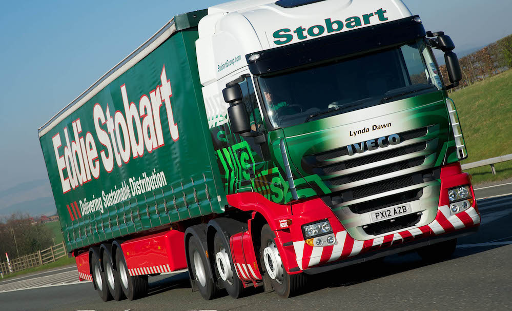Eddie Stobart Buys Up The Remaining 50 Per Cent Stake In