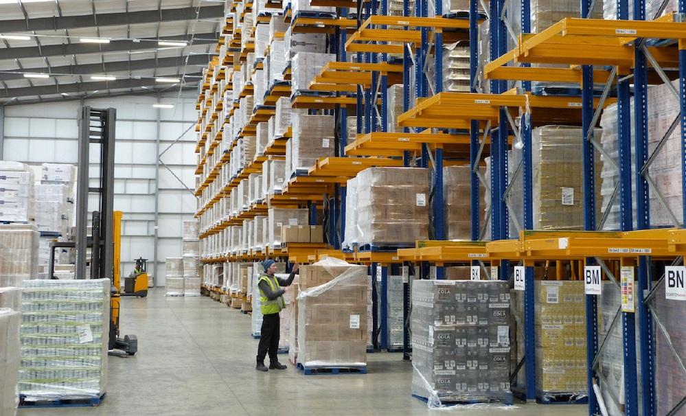 Downton Maximises Warehouse Capacity And Increases