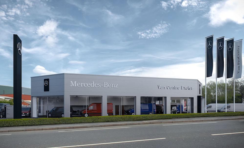 Mercedes benz vans welcomes new dealer partner snows for Mercedes benz of cincinnati new dealership
