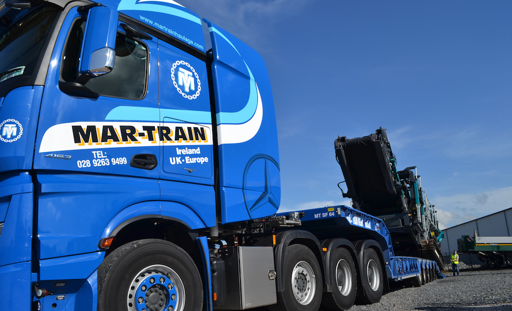 New Five-Axle Extending Step Frame another heavy-duty addition for ...