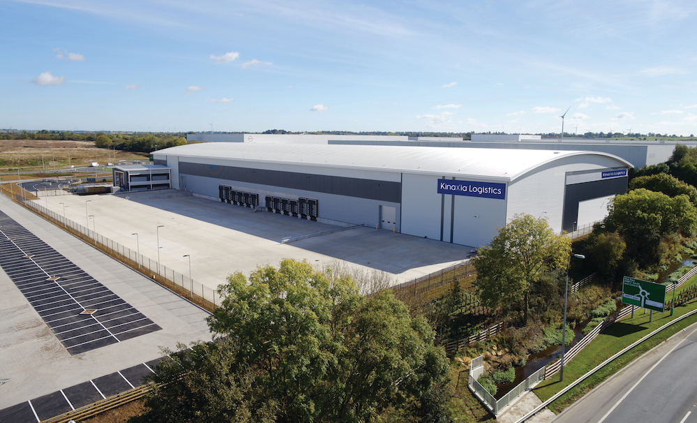 Europa On The Move With Euro Car Parts Rapid Growth Warehousing Uk