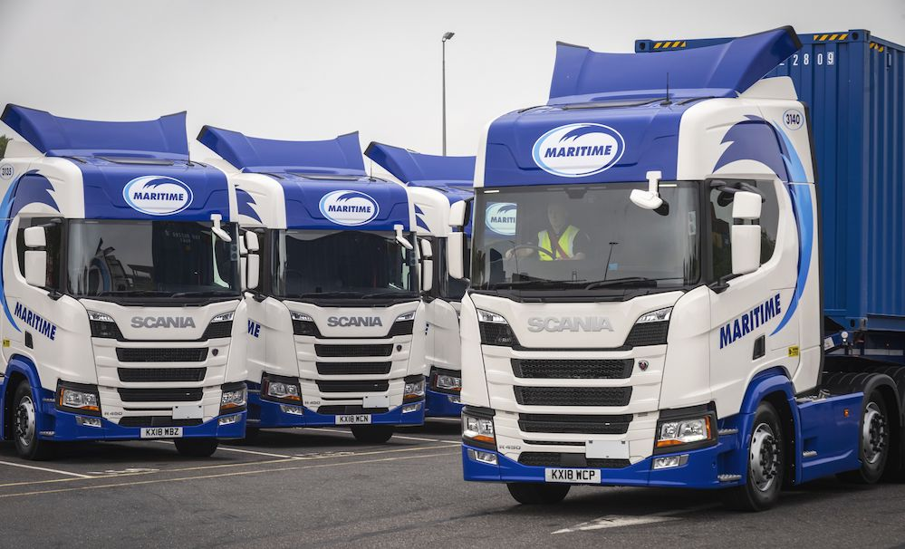 e3f65d1767 Scania is fuel champion for Maritime Transport