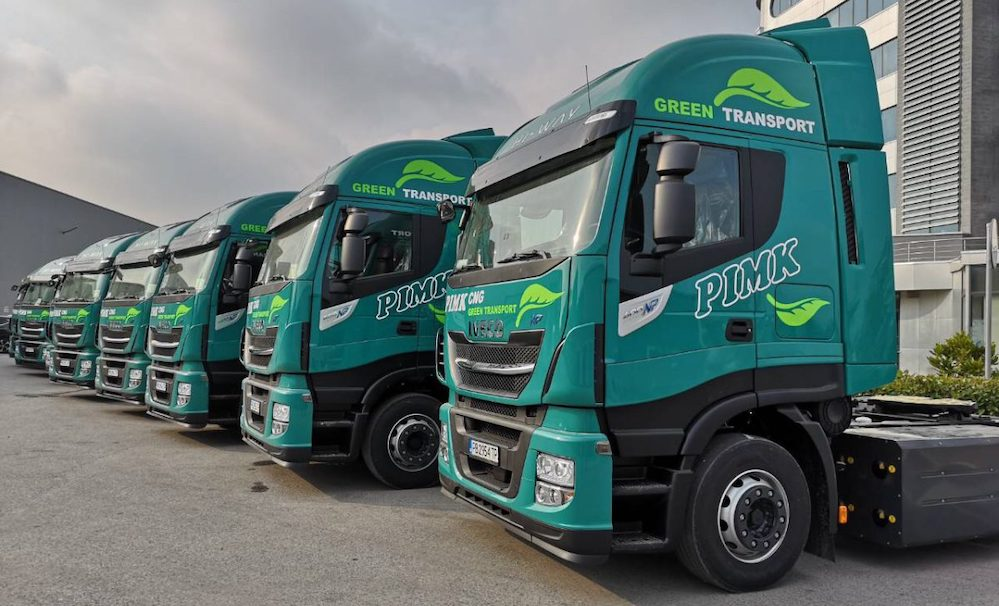 PIMK extends its fleet with 50 new IVECO Stralis NP trucks | Europe Fleet UK Haulier