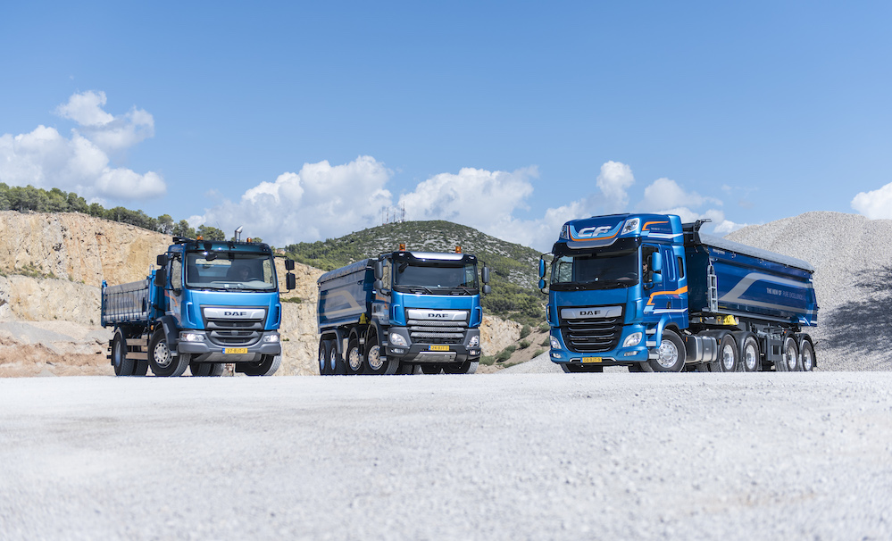 Iveco brings largest ever line-up to the NEC | Events UK Haulier