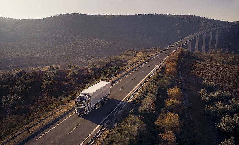 New Volvo Trucks finance program helps haulage firms to 'Keep Moving' through the coronavirus crisis