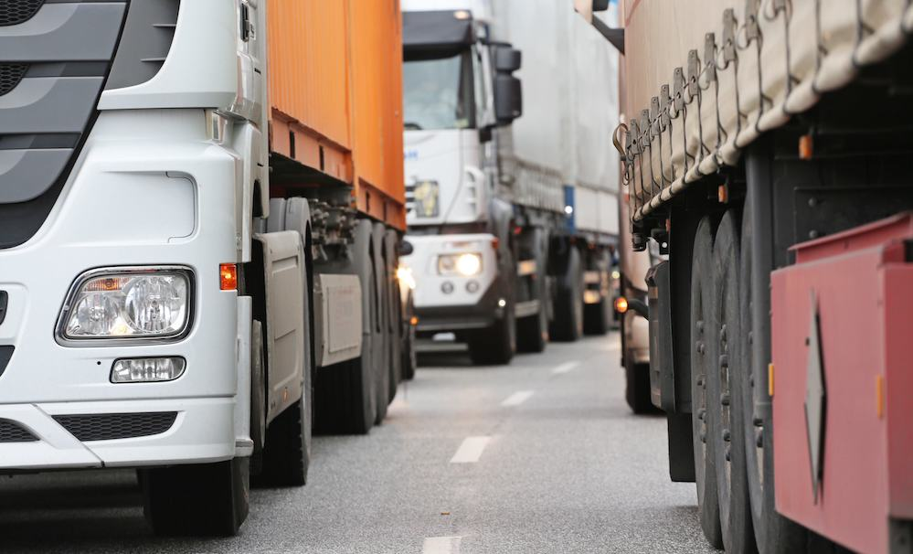 Survey of HGV Fleet Managers shows less than 25% are ready for Direct Vision Standard and HGV Permit Scheme