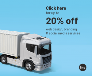 Haden Media Offer for UK Haulier Members