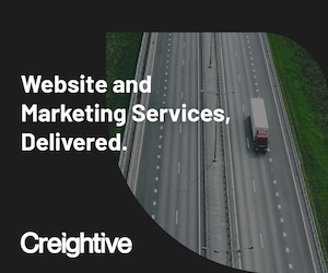 Creightive - Transforming Brands - Transport and Freight Industry Marketing and Website Services