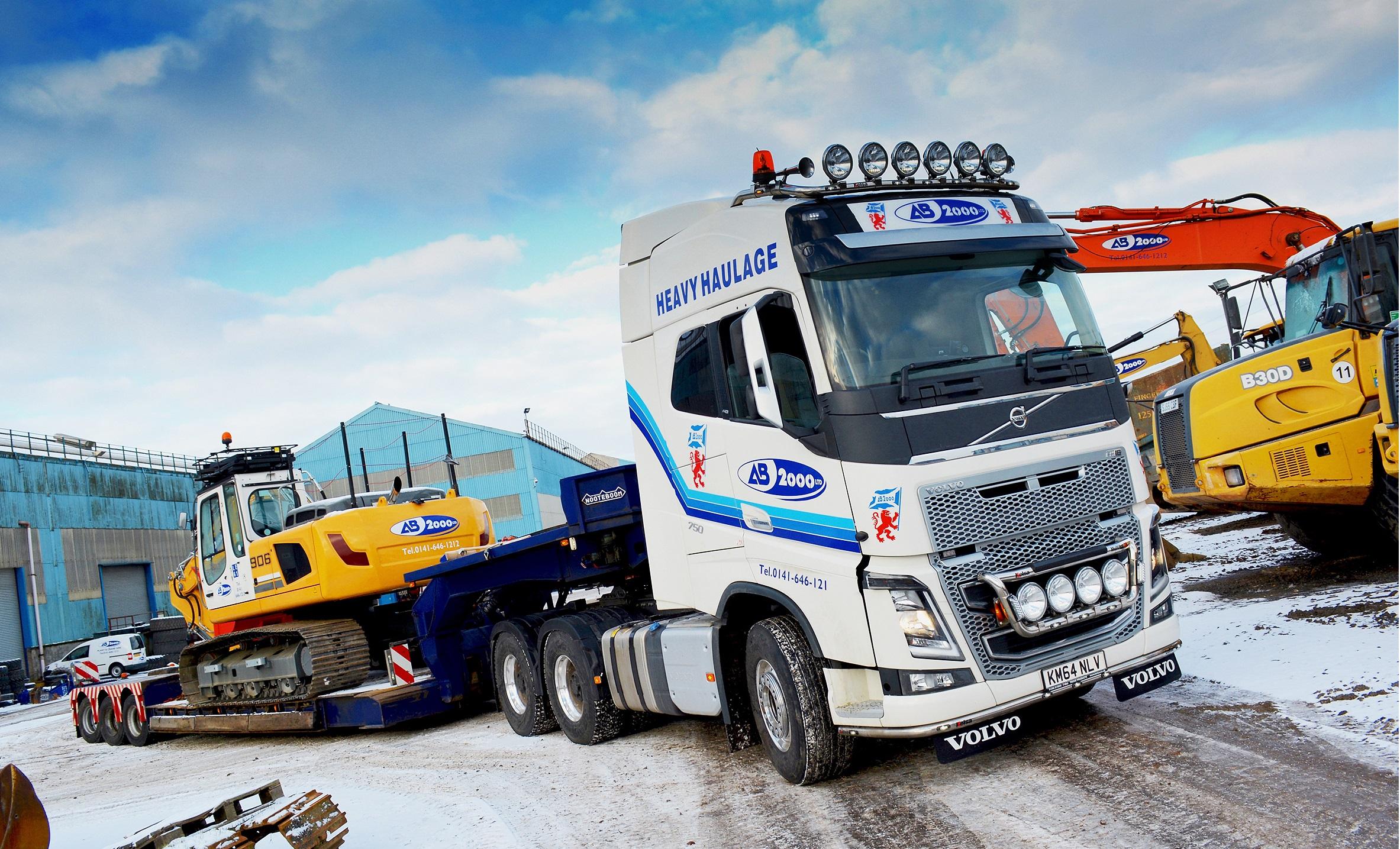 AB2000 celebrate twentieth with Volvo FH16-750 fast response flagships | Trucks UK Haulier