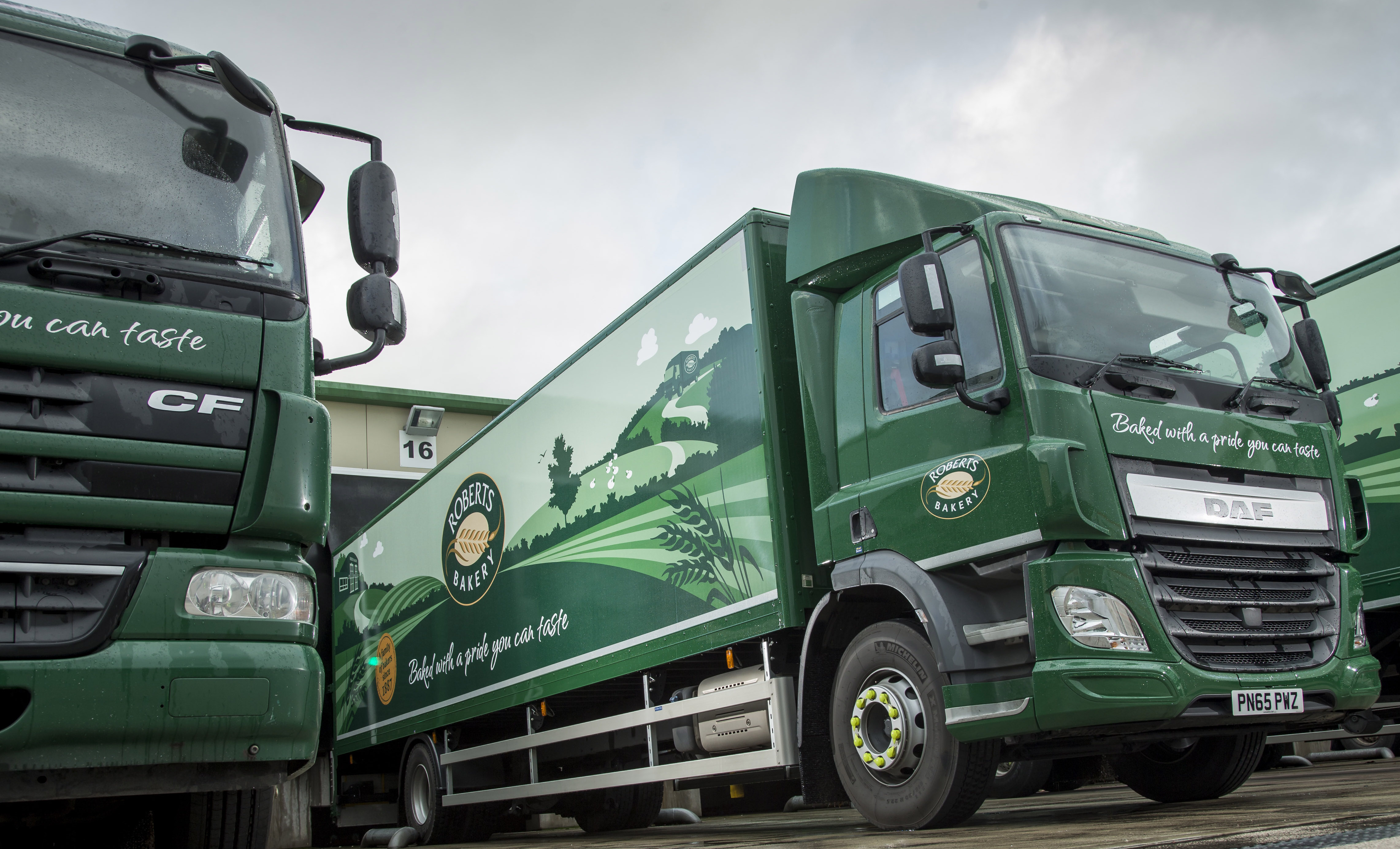 Bibby Distribution rolls out new depot for Roberts Bakery | Haulage UK Haulier