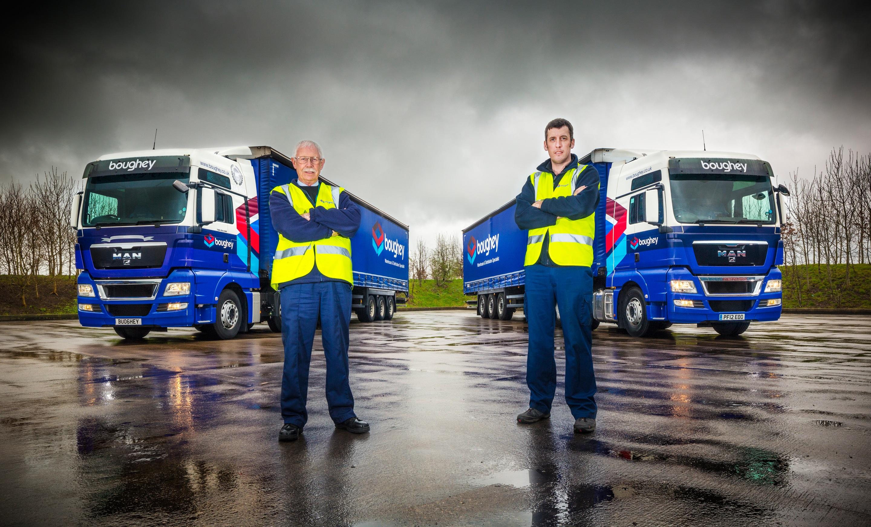 Boughey Distribution Joins The Palletline Fleet Pallet