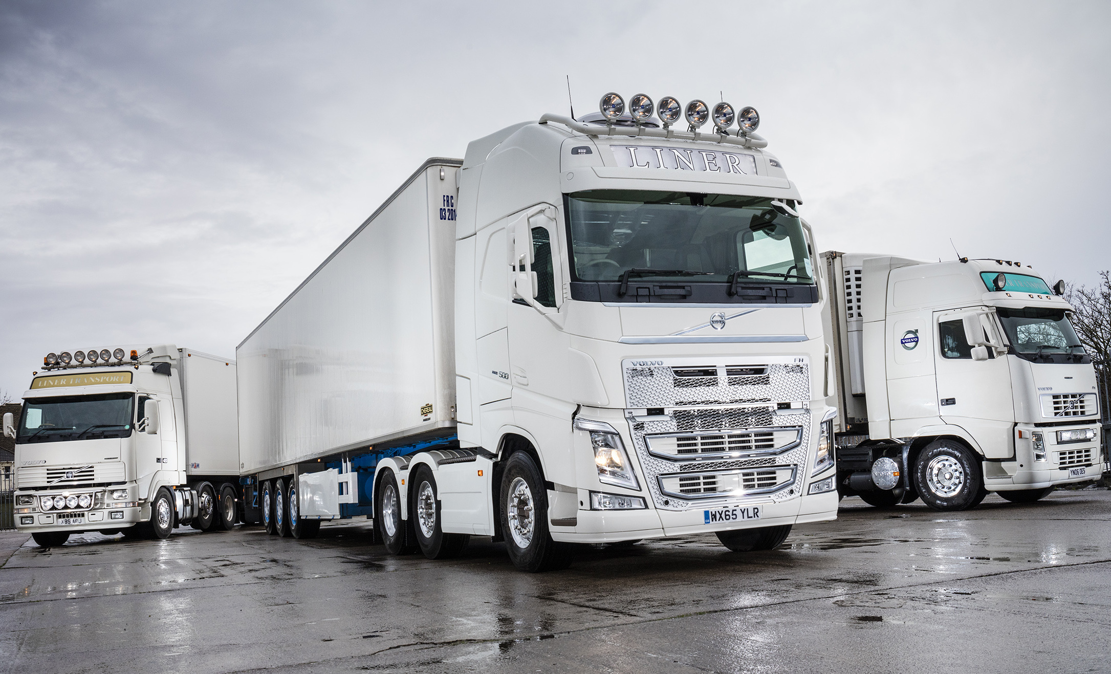 Volvo reliability ensures Liner Transport's first new truck is an FH | Fleet UK Haulier