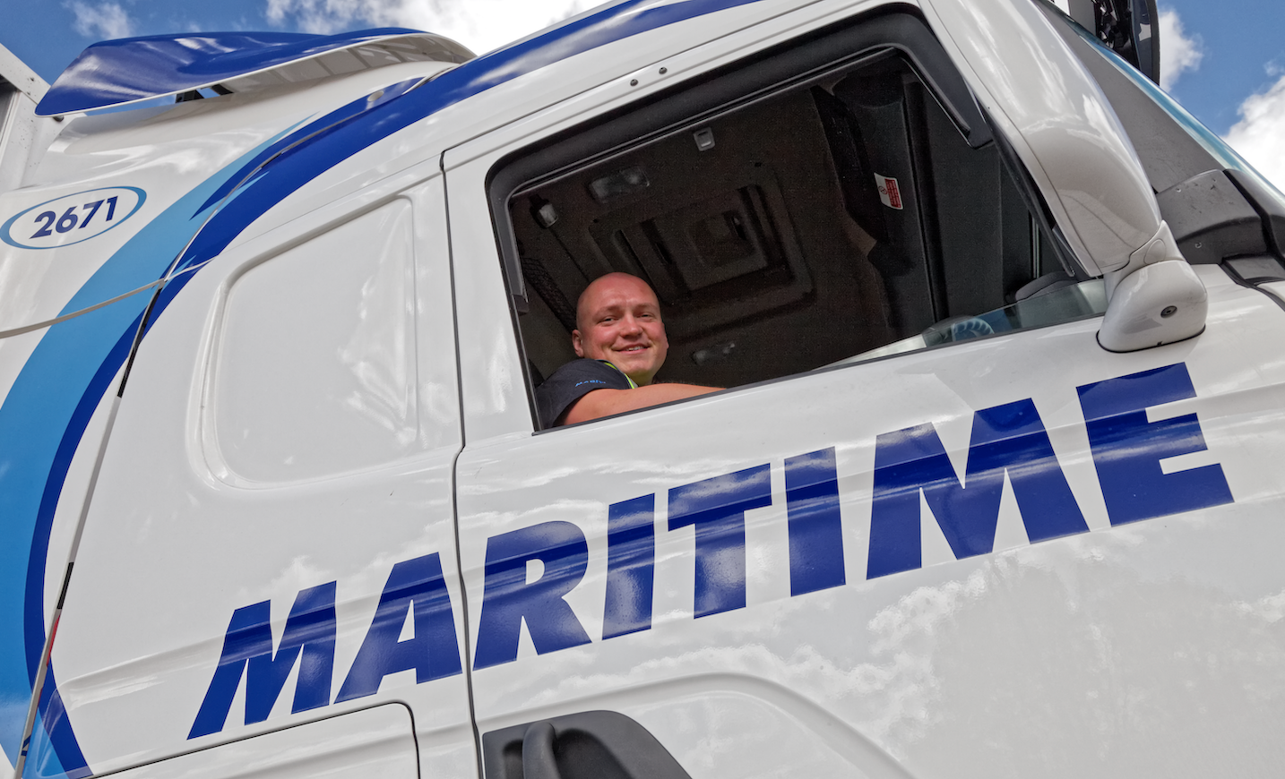 5d636eced6 Maritime Transport raising the standards in driver training