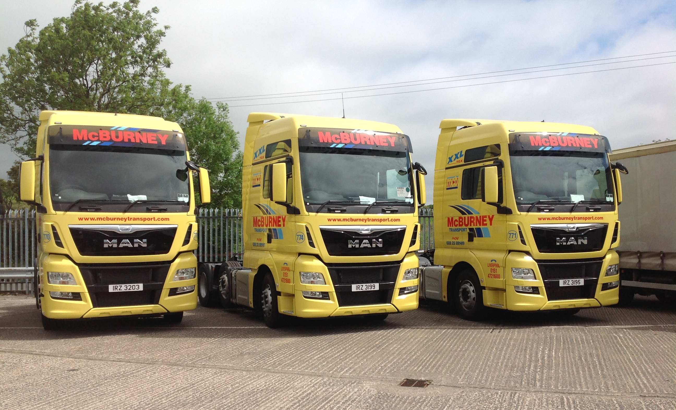Family Firm Enters Golden Year With Twelve New MAN TGX