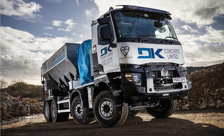Renault Trucks Range K Meets Xact Standards Fleet Uk