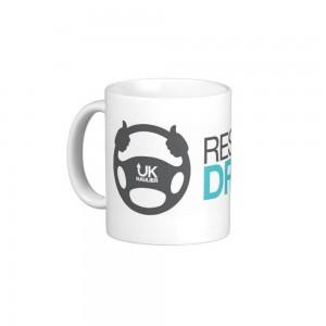 respect the driver mug