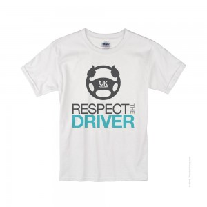 Respect-the-driver-t-shirt