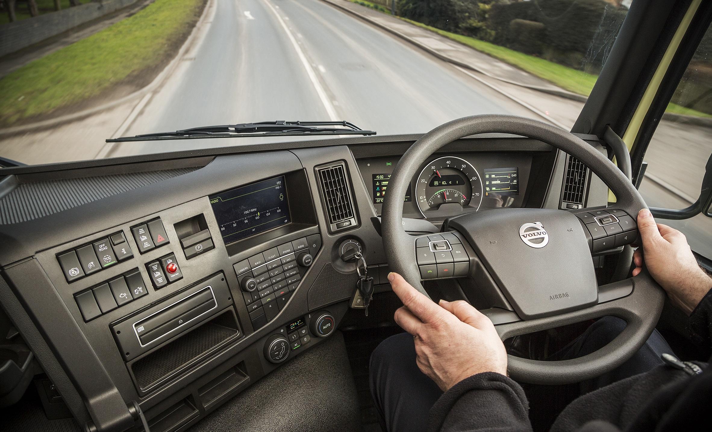 Volvo Truck Inside Volvo Truck Interiors ...