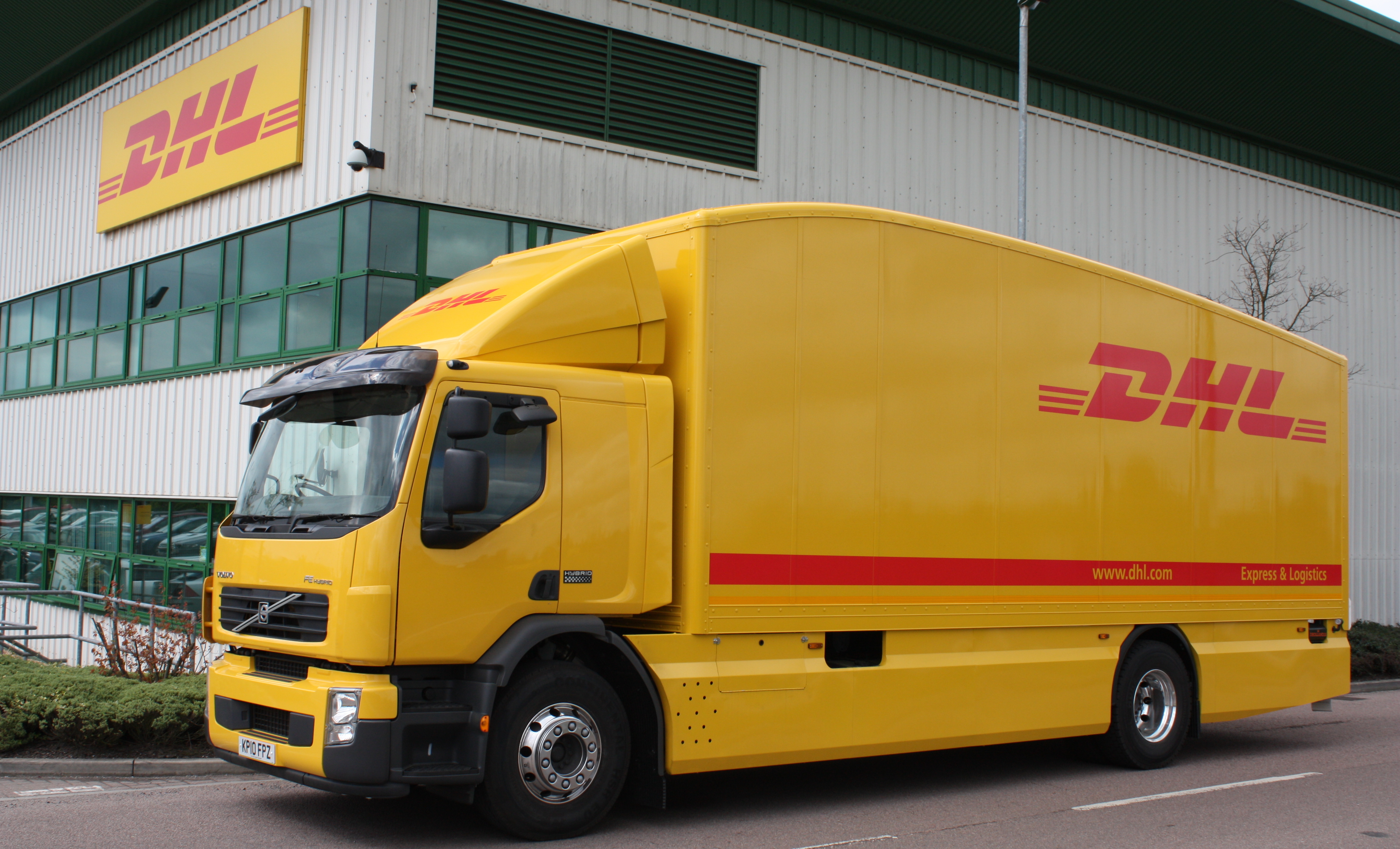 DHL announces strategic partnership with Compass Group UK & Ireland to create a new force in the ...