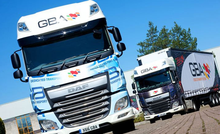 Gba Services Sees Best Ever Week Haulage Uk Haulier
