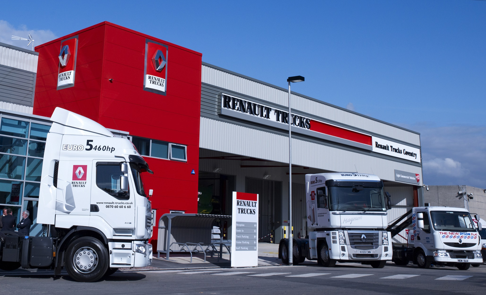 Strong start to 2016 for heavy truck market as new ...