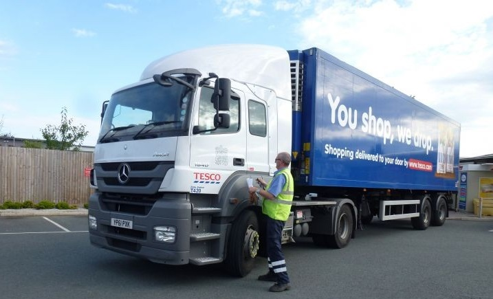 Tesco Go Live With Journey Management Solution From