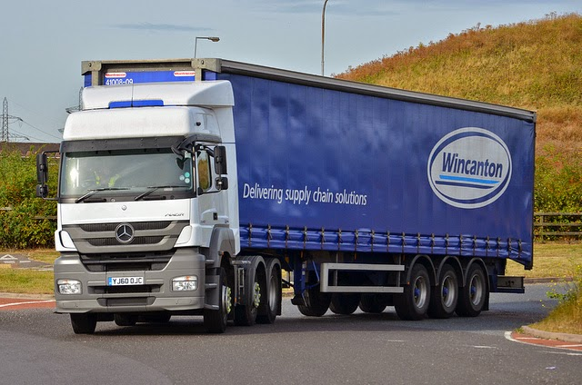 Wincanton Secure Howdens Joinery Contract Haulage Uk Haulier